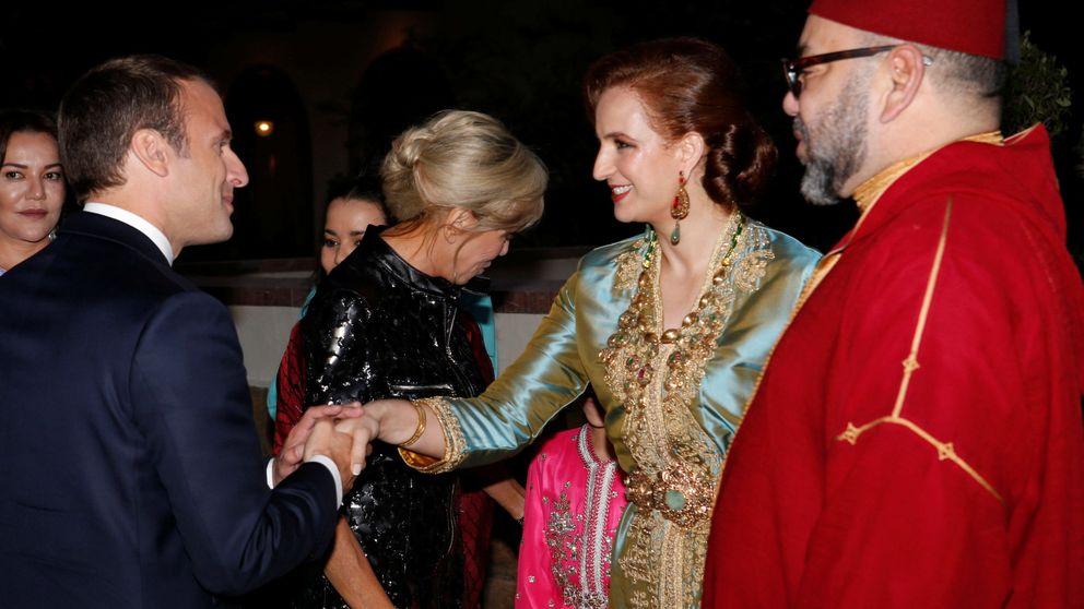 Mohamed VI ajusta cuentas con su esposa a través de la prensa