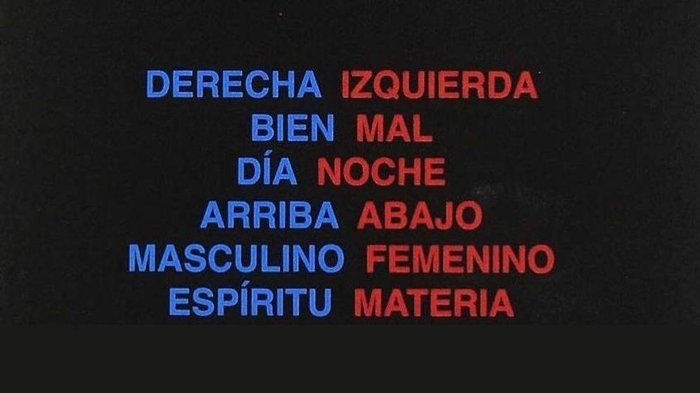 Foto: Cubierta de 'El pensamiento dualista'. (Laetoli)