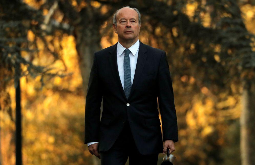 Foto: El ministro de Justicia, Juan Carlos Campo. (Reuters)