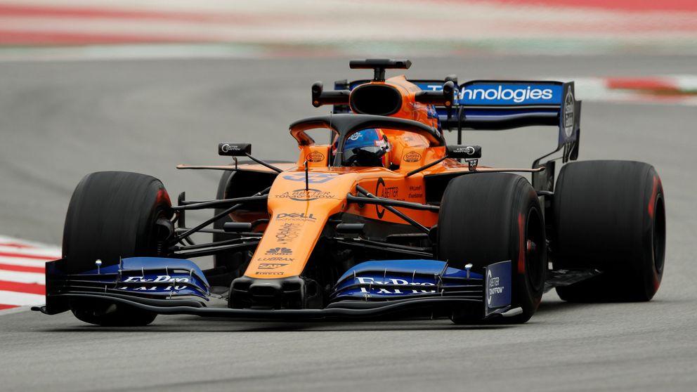 Fórmula 1: McLaren y Carlos Sainz, lo que mal empieza, mal acaba