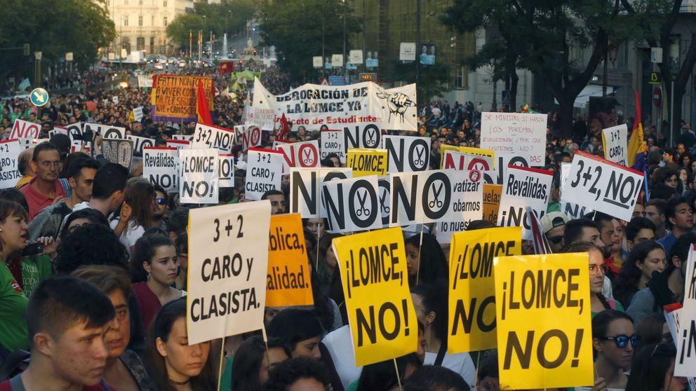 El PSOE arranca su batalla contra la LOMCE entre dudas y críticas del PP