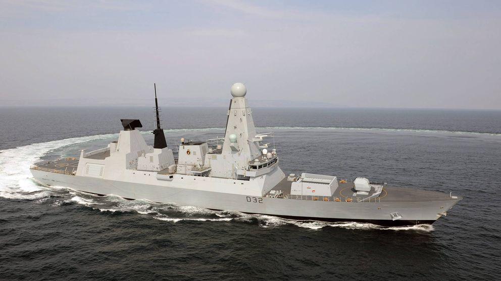 Reino Unido se aferra a EEUU, manda dos fragatas a Ormuz y se olvida de Europa