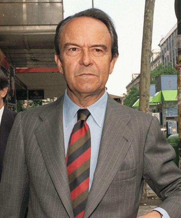Foto: Primera setencia a un hijo de Jaime Botín.