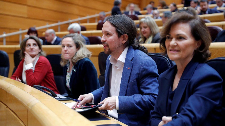 Sánchez incluye a los cuatro vicepresidentes y a Montero en el gabinete de crisis del Covid