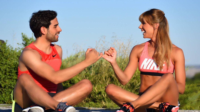 El fitness en pareja sabe mejor. (Foto: 2BeFit)