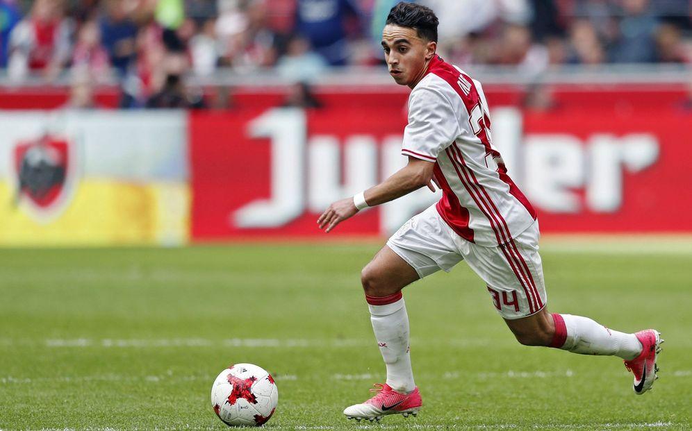 Foto: Abdelhak Nouri, durante uno de sus últimos partidos (EFE)