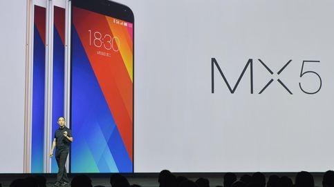 Meizu contraataca con el MX5, un 'phablet' de primera por 260 euros
