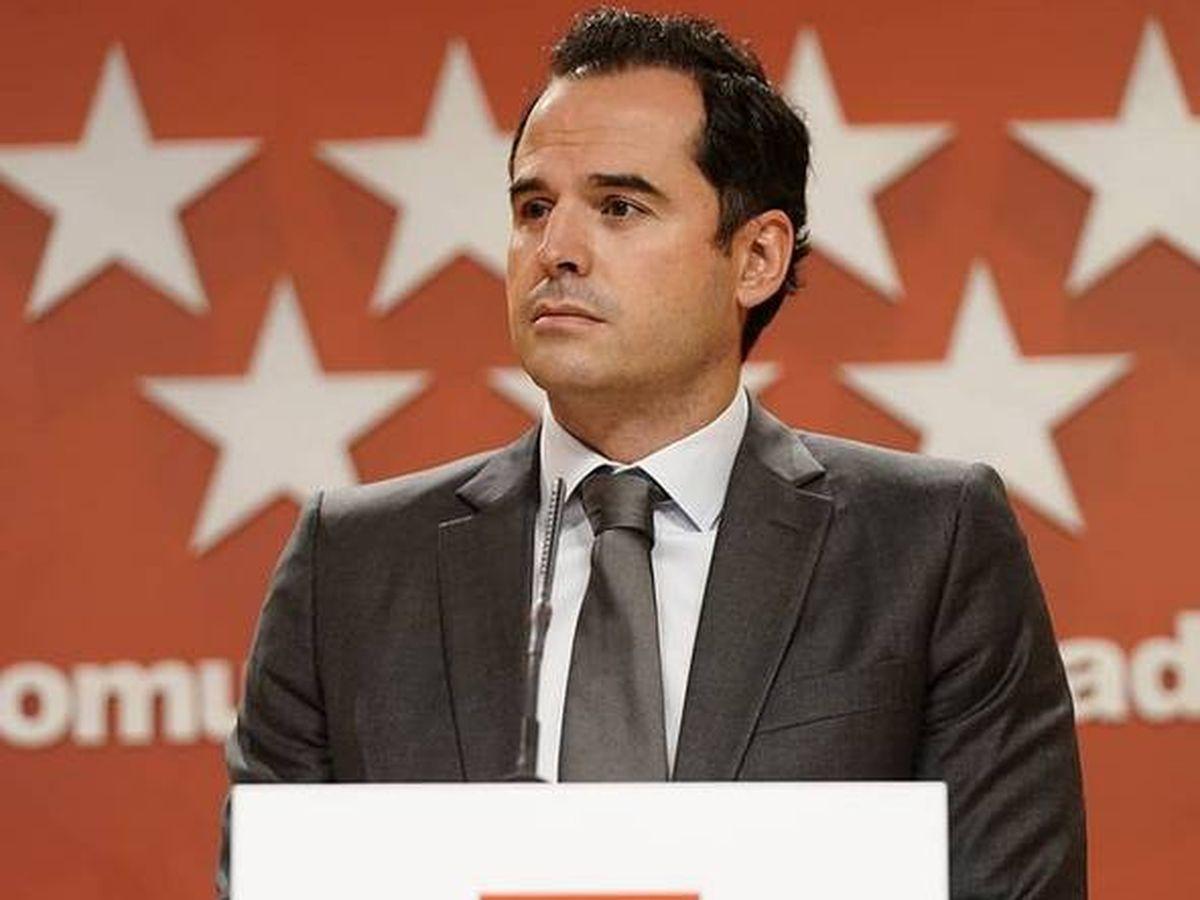 Foto:  El expolítico de Ciudadanos Ignacio Aguado. (Instagram @ignacioaguado)