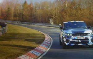 Land Rover estrenará su división SVR en Goodwood