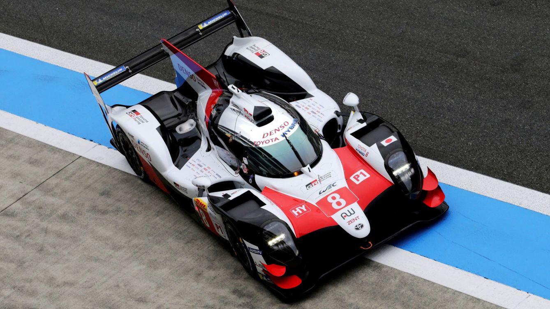 La falta de suerte y ritmo que acabó con las opciones de victoria de Alonso en Fuji