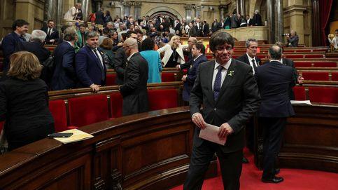 Directo | Luís Llach califica a Puigdemont de primer presidente exiliado