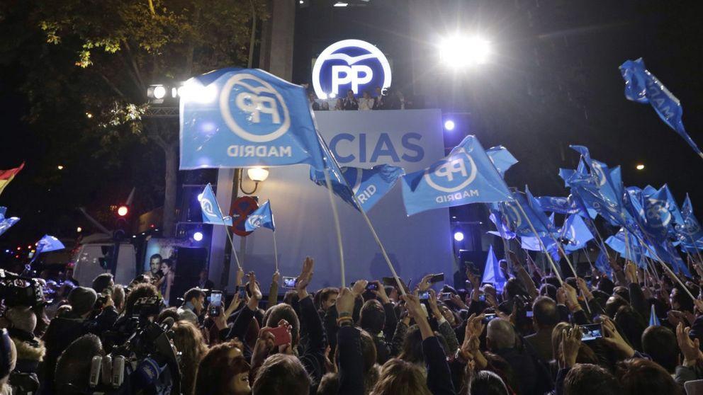 Rajoy gana, pero el PSOE puede llegar a Moncloa con un pentapartito