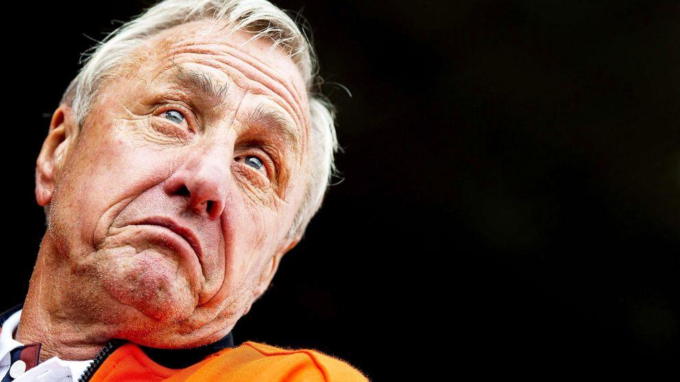 Así despide el mundo del fútbol a Johan Cruyff