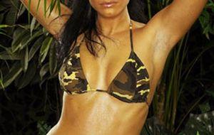 Foto: Sofía Hellqvist, una stripper real