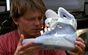 ¿A la venta las Nike de 'Regreso al Futuro'?