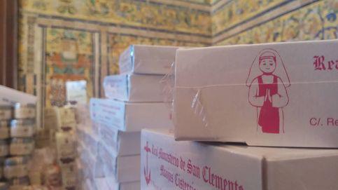 Los 6.000 kilos de dulces de Navidad que salvan los conventos de la ruina