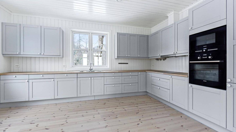 Cocina de la casa que alquilan Haakon y Mette-Marit. (Finn)