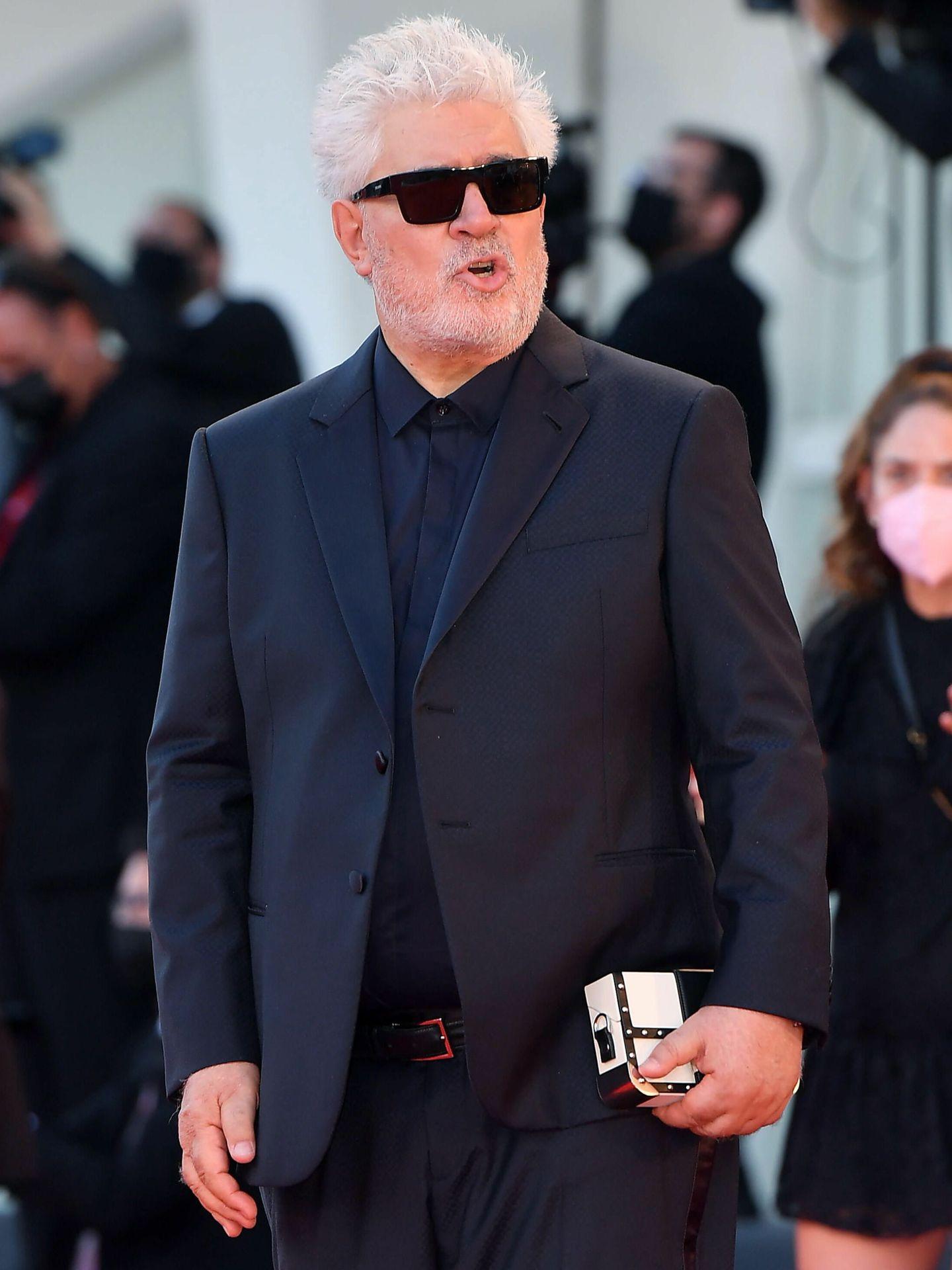 Pedro Almodóvar, en Venecia. (EFE)