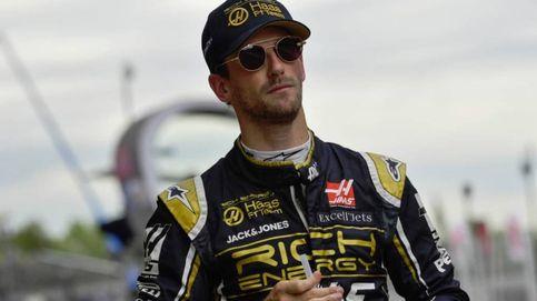 Cómo Romain Grosjean se convirtió en héroe y evitó un robo en su propia casa