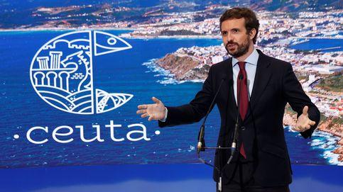 Lealtad, ataque y justificación. Recorrido de Casado ante la crisis de Ceuta