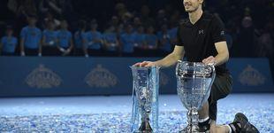 Post de Murray se asienta en el trono del tenis mundial y Djokovic se postra ante él