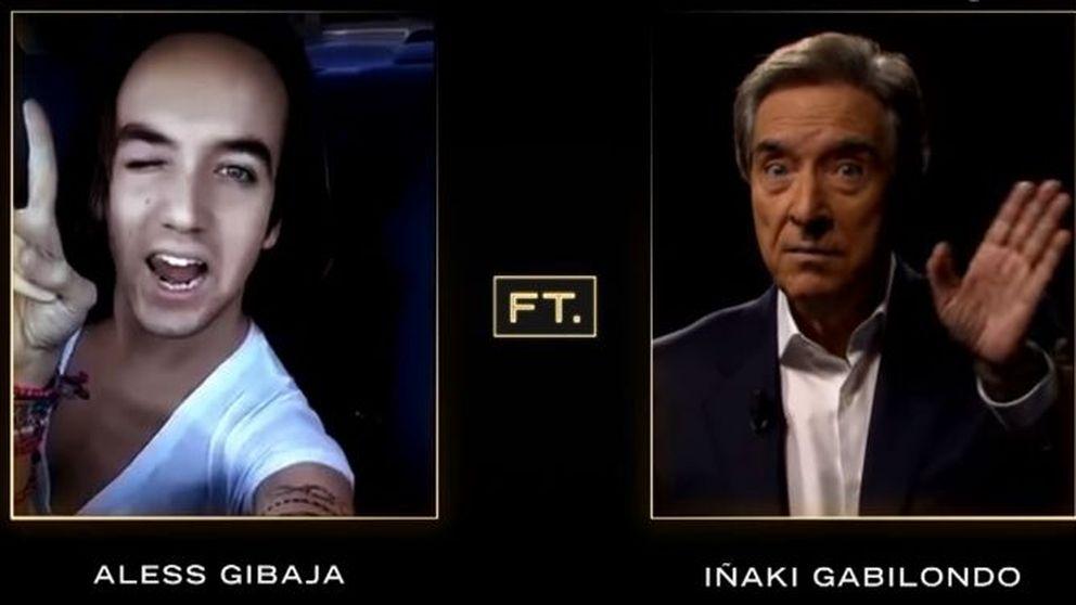Así imita Iñaki Gabilondo a Aless Gibaja