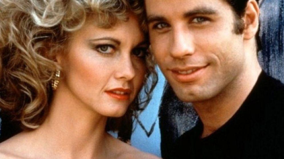 Foto: Travolta y Newton-John vuelven a juntar sus voces