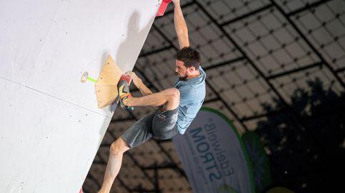 Campeonato mundial de escalada en Múnich