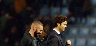 Post de El idilio de Solari con Benzema (otro entrenador que tiene que picar piedra)
