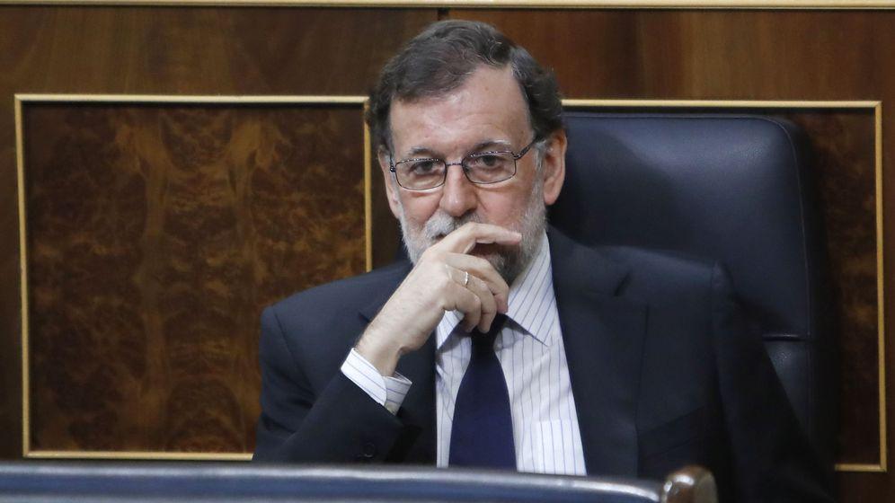 Foto: Mariano Rajoy. (EFE)
