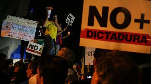 Marchas de oposición en Caracas