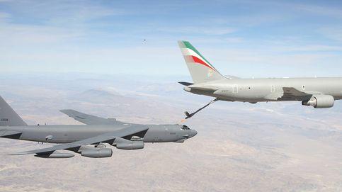 La chapuza del avión gasolinera KC-46: cuando comprar 'made in USA' sale caro
