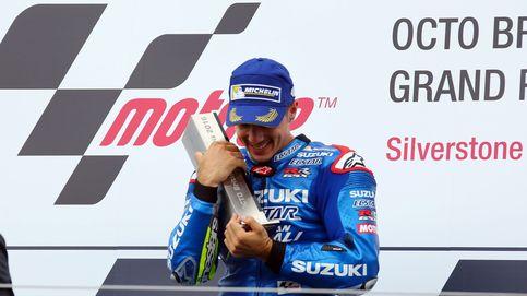 Viñales domina en Silverstone para lograr su primera victoria en MotoGP