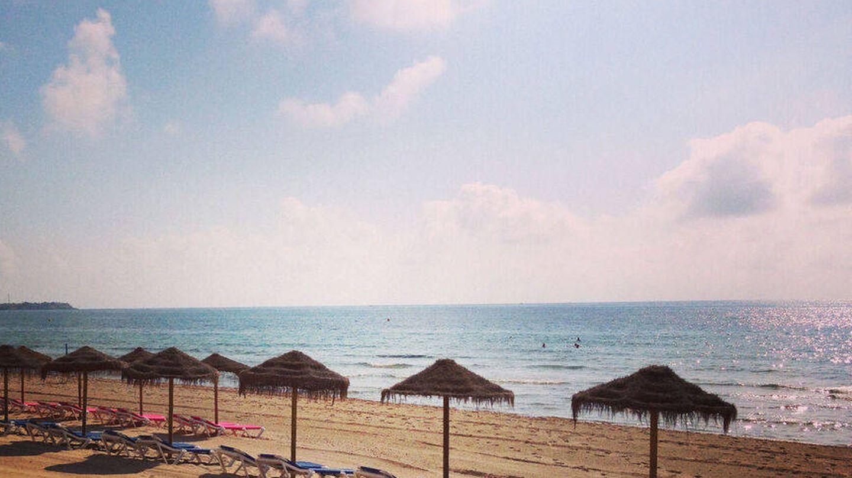 Playa Mil Palmeras. Foto: Ayto. Pilar de la Horadada