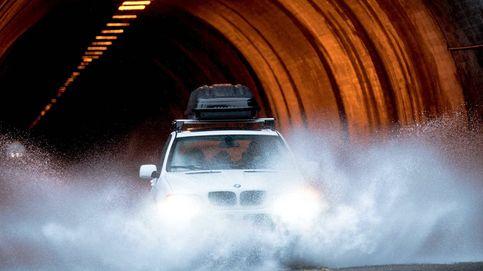 Prudencia y más distancia de seguridad, claves en la conducción con lluvia