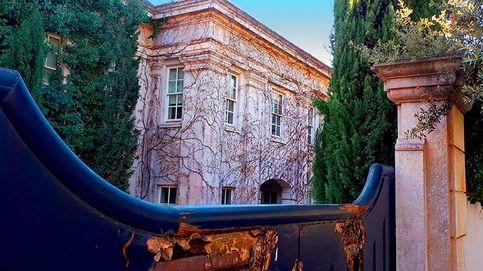 Tras El Assir: su mansión de Puerta de Hierro en ruinas y su hija, novia de un Franco