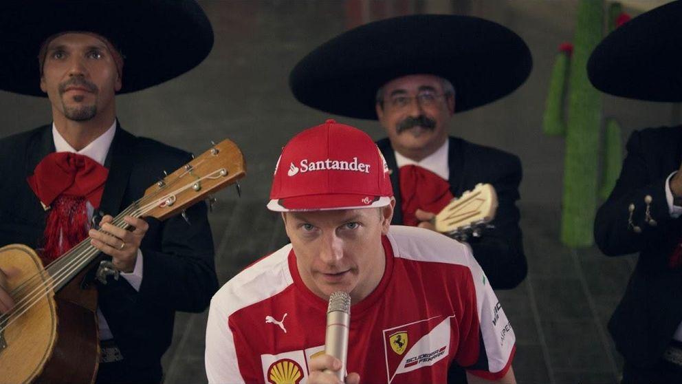 Gutiérrez se olvidó de la Venganza de Moctezuma con Vettel y Raikkonen