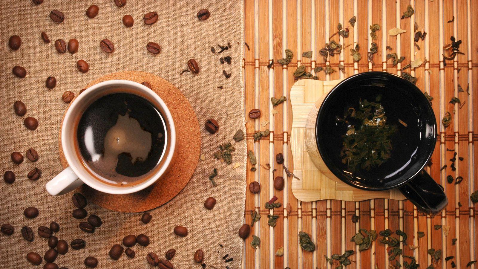Nutrientes: He dejado el café y ahora tomo té, ¿realmente es buena idea?