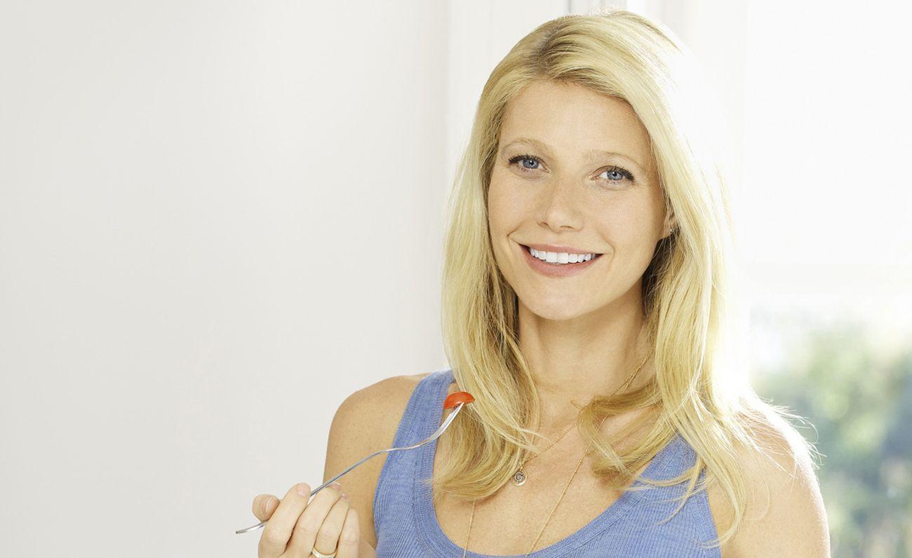 Foto: Gwyneth Paltrow, experta en comer poco (Foto: I.C)