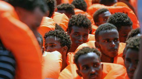 La insoportable situación de 49 inmigrantes que llevan 17 días varados en el Mediterráneo