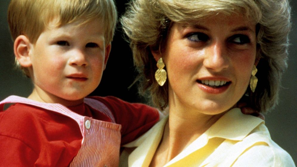 Foto: Harry y Lady Di. (Cordon Press)