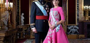 Post de Teletrabajo desde Zarzuela: así son los despachos de Felipe y Letizia