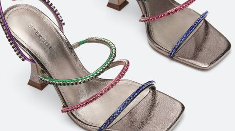 Solo estas sandalias de Uterqüe te harán sentir como una reina