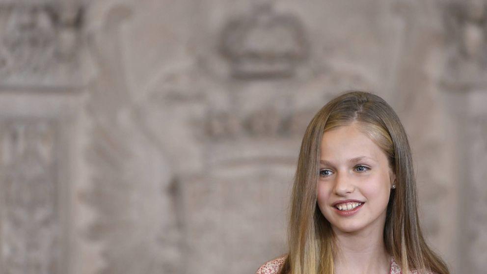 Princesa Leonor: máxima expectación ante unas imágenes que pasarán a la historia