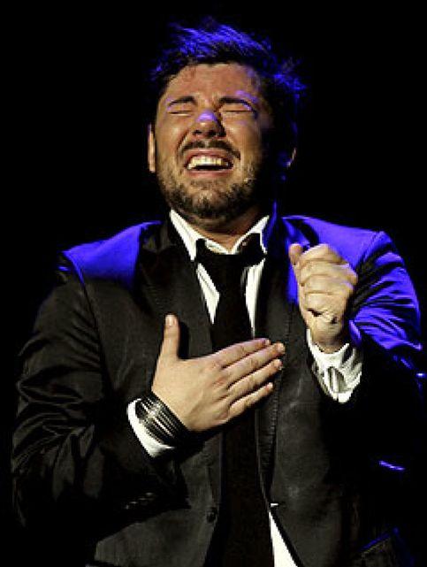 Poveda triunfa en unos Premios de la Música muy flamencos