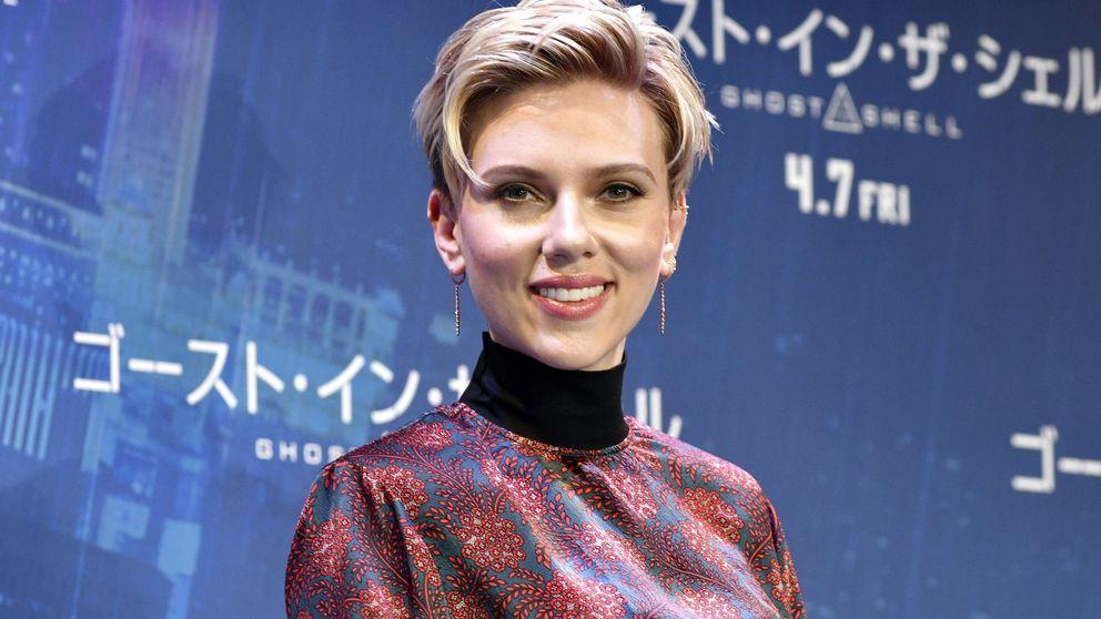 Scarlett Johansson, la pérfida racista