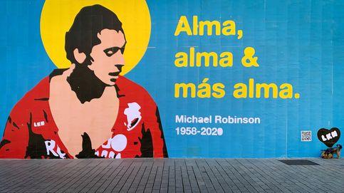 Michael Robinson sigue presente en Pamplona y Messi se despide del Barça: el día en fotos