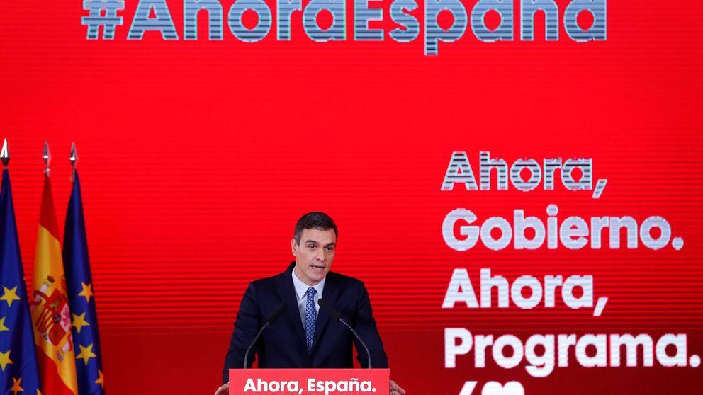 Sánchez vende el PSOE como el único con proyecto para España y de gobierno