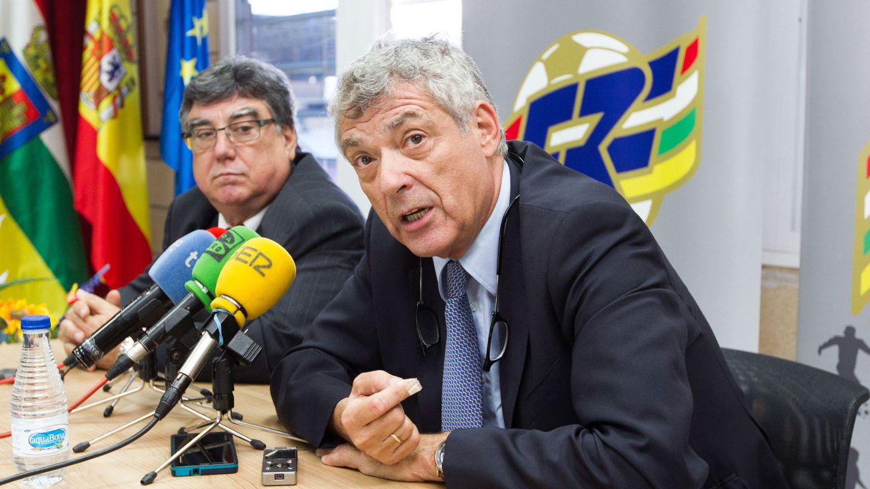 El CSD da luz verde al último reglamento electoral de la federación de fútbol