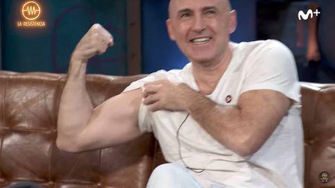 Maldini saca músculo y aclara la polémica con 'El Chiringuito' desde 'La Resistencia'